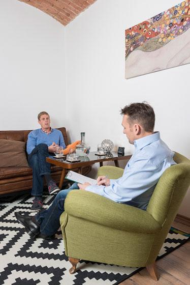 Psychotherapie hilft bei Krisen und schwierigen Lebenslagen