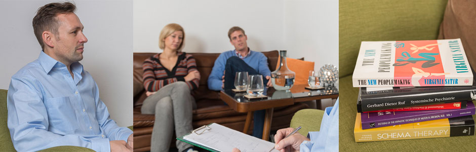 Artikel von Kevin Hall, Psychotherapeut, Paartherapeut, Business-Coach